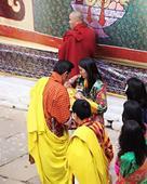 Bhutan Royalty's baby pride