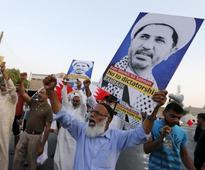 Bahrain accuses jailed opposition leader of incitement
