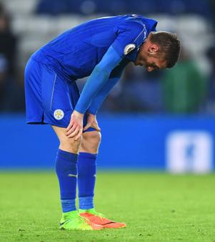 Remember EPL champs Leicester? They are facing relegation now