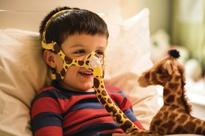 New Philips pediatric nasal mask brings big improvements for tiniest patients