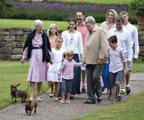 Denmark to stop paying salary to royal family grandchildren