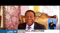 Zulu King extends olive branch to India; to host Diwali celebrations in palace