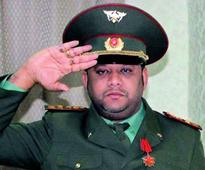 Kerala-born entrepreneur Shaikh Rafik Mohammed is Kyrgyzstan major general