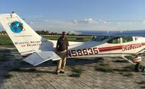 Professor From Ranchi Flew His Aircraft Back From US. All For A Promise