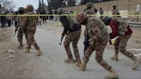 Pakistani Taliban kills 4 paramilitary troopers in gun attack in Quetta