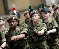 UK military to lift ban on women in combat roles
