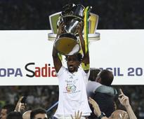 Ze Roberto, 41, Leads Brazilian Club to Another Cup Title