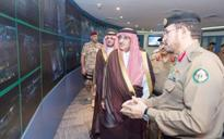 Crown Prince Praises Efforts of Security Forces during Hajj Season