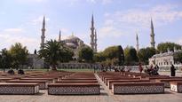 Merhaba from Istanbul