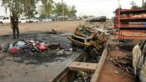 18 killed in Nigeria in suicide attack