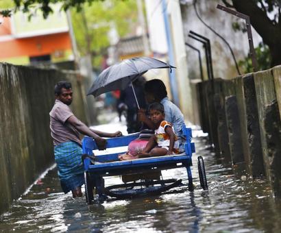Will the floods muddy TN's water row?