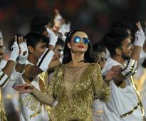 Amy Jackson performs at IPL 10 opening ceremony; gets brutally trolled for her dancing skills