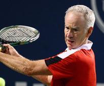 John McEnroe ranks Serena 700th on mens tour