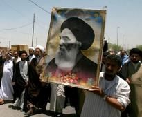 Iraqs top Shiite cleric suspends weekly political sermons