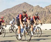 Dubai Tour: Brand Wiggins makes its mark off-course