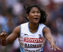 IAAF World Athletics Championships 2017: Swapna Barman says she nearly pulled out of event due to back pain