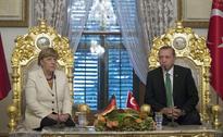 Germany's Merkel Tells Tayyip Erdogan Turkey Needs Strong Parliament