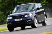 3. Range Rover Sport