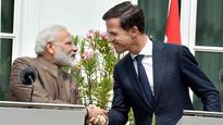 Dutch PM Mark Rutte tweeted at PM Modi in Hindi, the Internet had a field day...