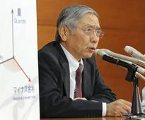 Japan in Depth / Kuroda marks 3 years of spearheading Abenomics