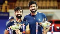 Chennai Open champions Jeevan Nedunchezhiyan and Rohan Bopanna's double take