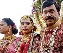 Janardhan Reddy celebrates daughter's wedding
