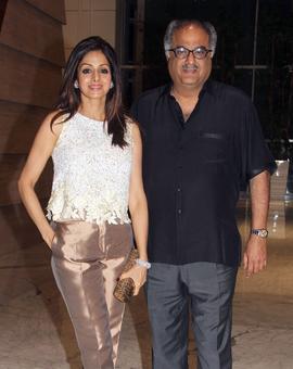Sridevi's mortal remains brought to Mumbai
