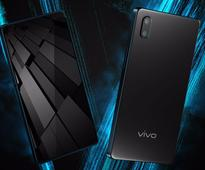 Vivo APEX FullView Concept Smartphone with in-display fingerprint scanner, 98% screen-to-body ratio announced