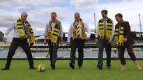 FFA boss David Gallop says crowd of at least 10,000 needed at Central Coast Mariners-Wellington Phoenix A-League game