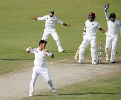 Brilliant Brathwaite stars as Windies beat Pakistan to end winless streak