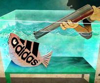 How Adidas is nutmegging the taxman