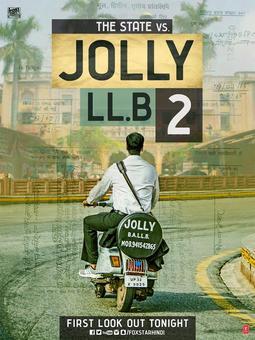 Like Akshay Kumar's Jolly LLB 2 poster?