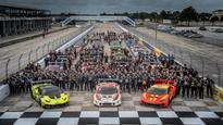 Lamborghini Blancpain Super Trofeo Crowns 2015 Champions at Sebring International Raceway