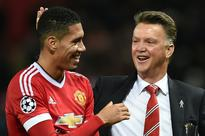 Smalling grateful for Van Gaal teachings