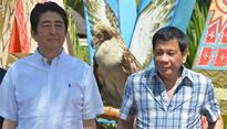 Breakfast in Davao as Abe samples Duterte's simple style