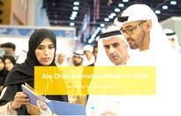 Creativity Corner for children at Abu Dhabi book fair