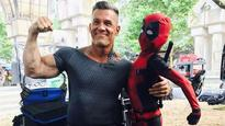 New images trickle down from the sets of 'Deadpool 2'