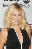 New mom Malin Akerman goes back to work