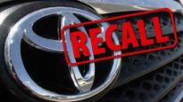 Toyota recalls more Corolla, Yaris, others over faulty air-bags