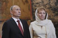 Russia: Toy boy 'husband' of former Mrs Putin, Lyudmila, gets public backing