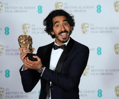 Winning BAFTA is 'out of body experience': Dev Patel