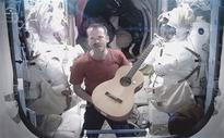 Hadfield feels like an old man back on Earth