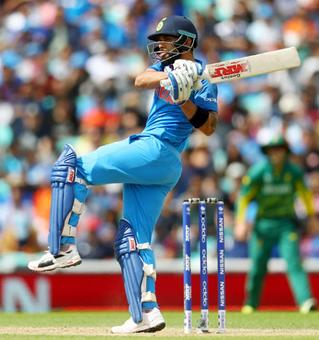 Kohli rises to No 1 in ICC ODI rankings