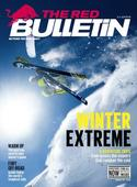January Issue of The Red Bulletin Magazine Features the Most Extreme Winter Sports Locations in US
