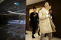 Chinese shoppers in South Korea shun luxury for local brands