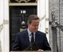 Brexit: David Cameron and his crumbling house of cards