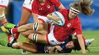 Canada to face top-ranked New Zealand at Women's Rugby World Cup