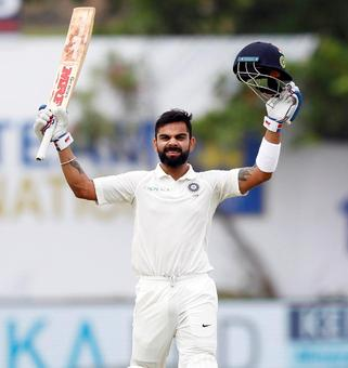 'There is a uniqueness about Kohli'