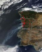 Massive wildfires in Portugal claim 4 lives, worst fire in years hits southern France