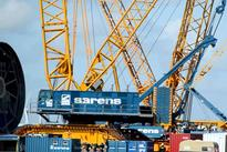 Sarens To Supply Heavy-Lift Cranes To KBR